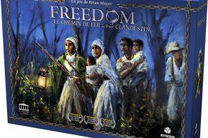 Freedom – Le chemin de fer clandestin