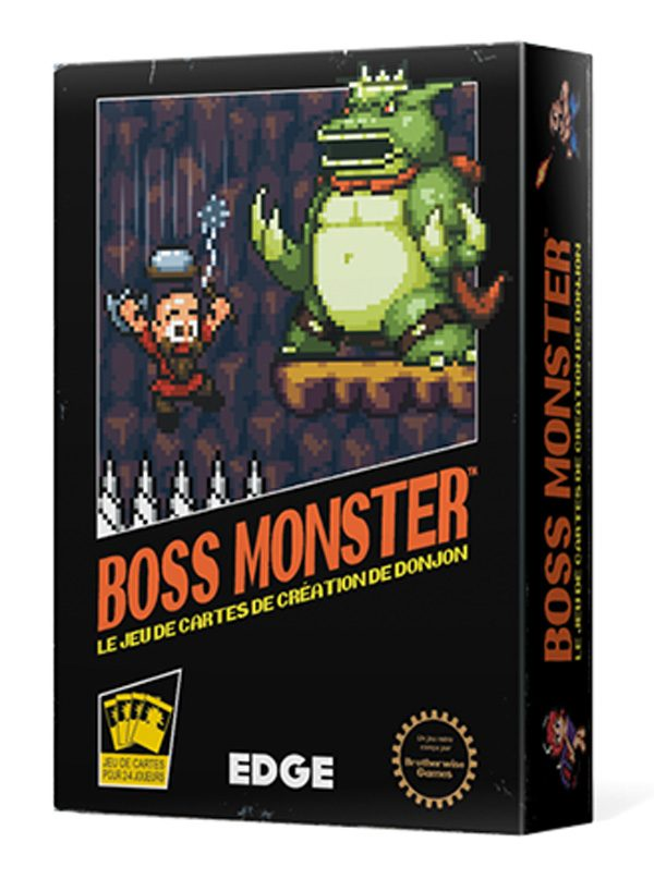 boss monster edge boite