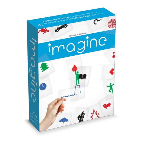 boite de jeu Imagine