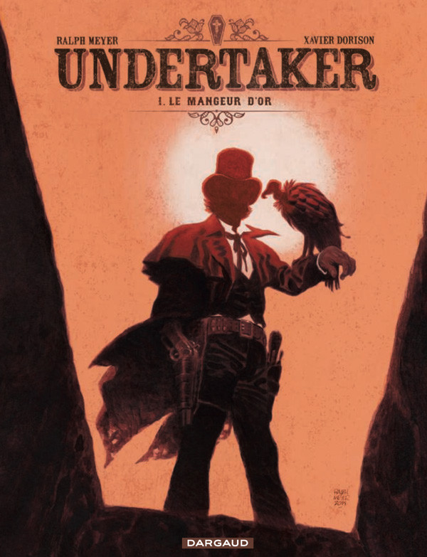 BD Undertaker, couverture