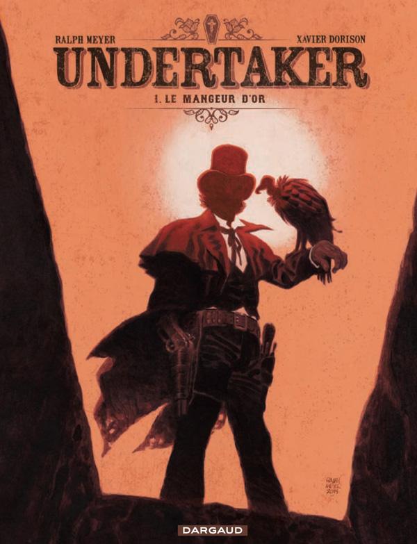 BD Undertaker, couverture