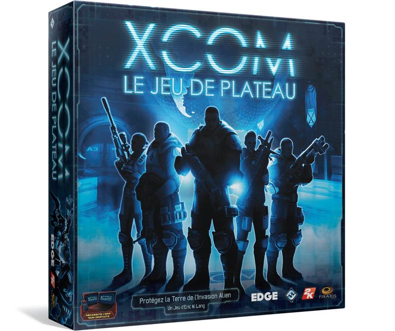 XCOM jeu de plateau
