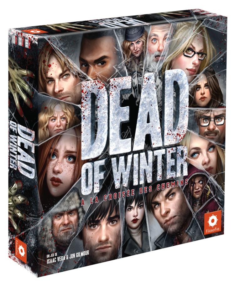 Dead of winter, le jeu de société qu'il est bien