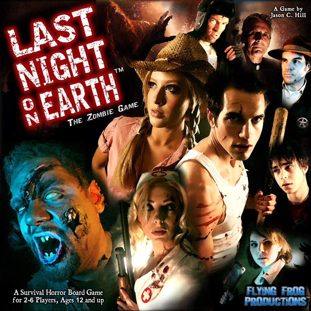 Last Night On Earth : the zombie Game