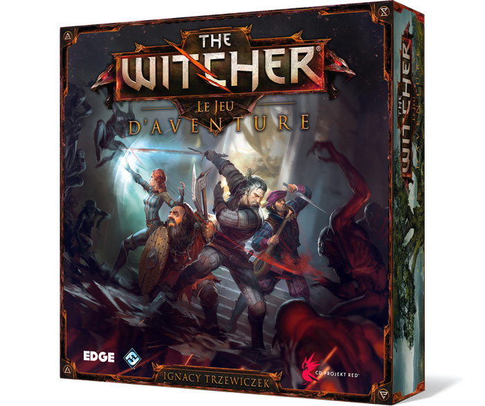 The Witcher, le jeu d'aventure