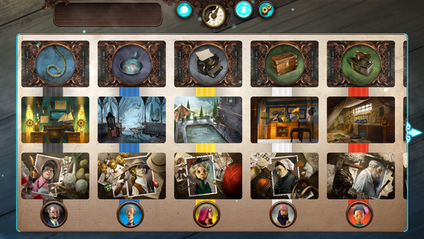 Mysterium tablette android, ios, steam