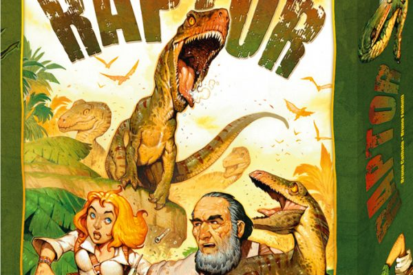 Raptor, Une expédition signée « Initials BB »