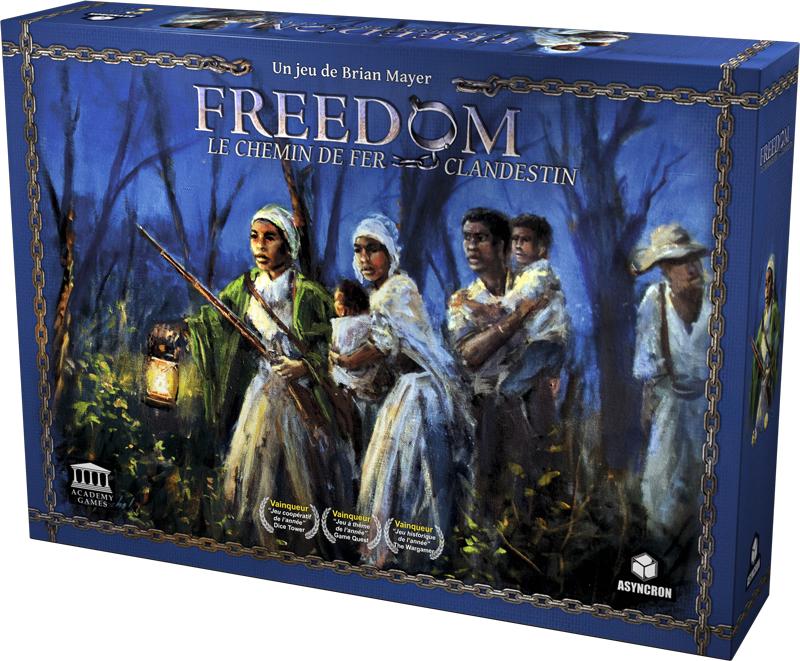 freedom, jeu de société
