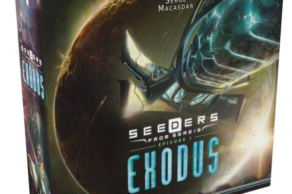 exodus : seeders from sereis