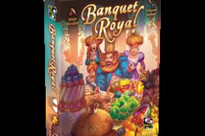 Vous êtes invités au Banquet Royal !