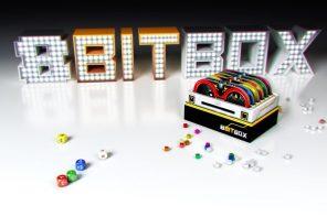 8Bit Box : La console de jeu de société première génération