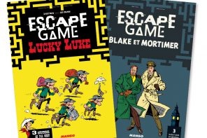 Escape Game : Lucky Luke / Blake et Mortimer