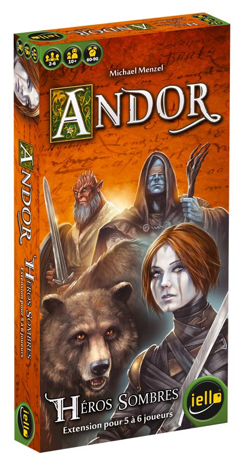 Aux sombres Héros de l'Andor