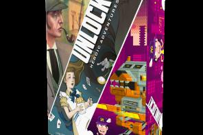 La nouvelle boite Unlock!HeroicAdventures arrive fin novembre