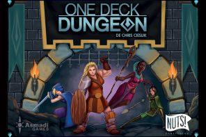 One Deck Dungeon, les «elles» du donjon