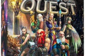 Thunderstone Quest : donjon, héros et monstres sont dans un deck building