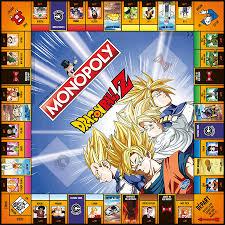 """Résultat de recherche d'images pour """"Monopoly Dragon Ball Super"""""""