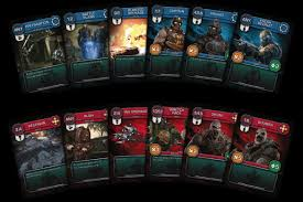 Gears of War: The Card Game' Steamforged Info | HYPEBEAST