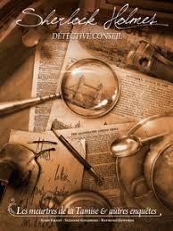 Sherlock Holmes Détective Conseil : les meurtres de la Tamise ...