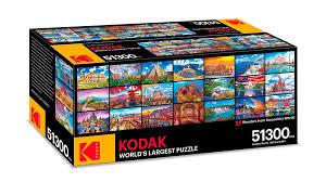 Le plus grand puzzle du monde comporte 51 300 pièces et il a été ...