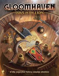 LudoVox - Gloomhaven : Jaws of the Lion