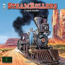 Des Jeux Une Fois: SteamRollers, c'est belge et c'est maintenant ...