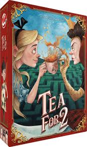 Jeu de société Tea for 2 - LudoVox