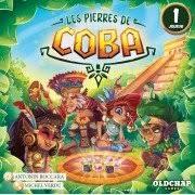 Acheter Les pierres de Coba - Jeux de société - OldChap Editions