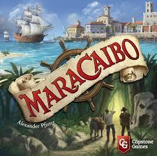 Maracaibo (2019) - Jeu de société - Tric Trac