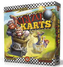 Jeu de société Crazy Karts - LudoVox