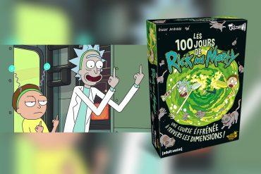 Rick et Morty, le jeu qui n'est pas une blague