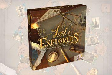 Lost Explorers n'est plus perdu