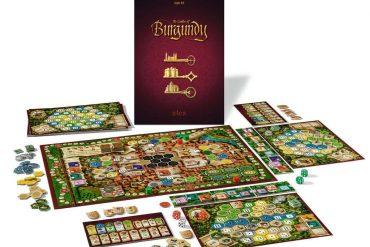 Les Châteaux de Bourgogne, Edition Deluxe